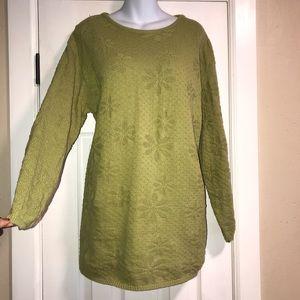 "Quality ""Spar Knitwear"" 100% COTTON Sweater L"
